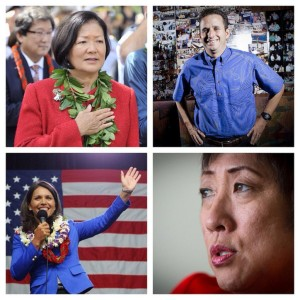 Hawaii's Congressional Delegation: Letdowns and New Year's Resolutions