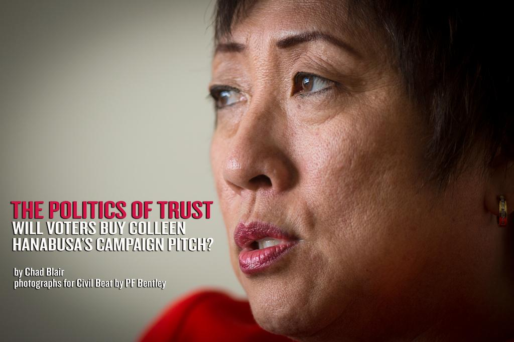Will Hawaii Voters Buy Colleen Hanabusa's Campaign Pitch?
