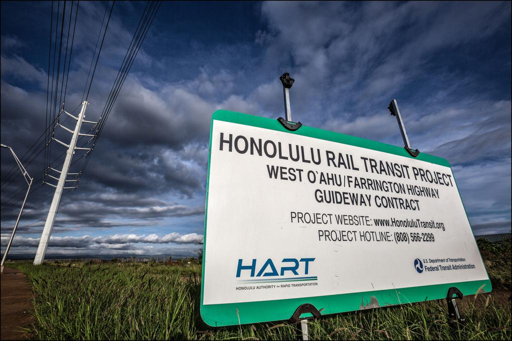 Honolulu Rail Exec Had Been VP at Firm That Just Won New Rail Contract