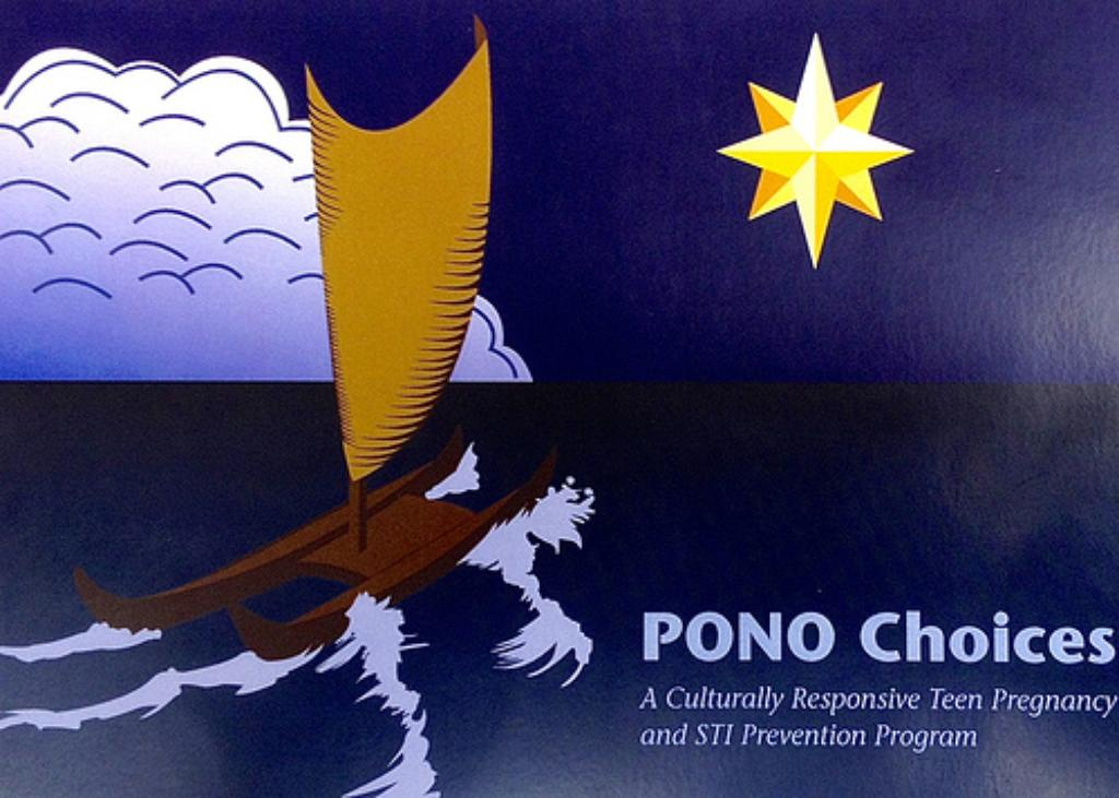 Chad Blair: Pono Choices Is Pono For Sex Ed