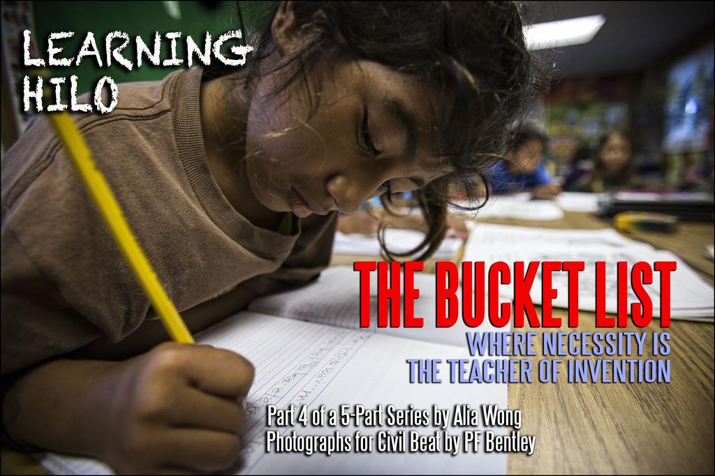 Learning Hilo — The Bucket List