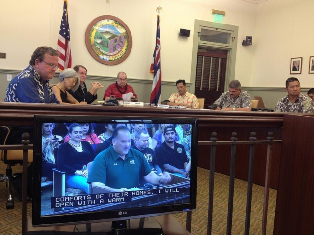 Kauai County Council votes to override veto_Bill 2491