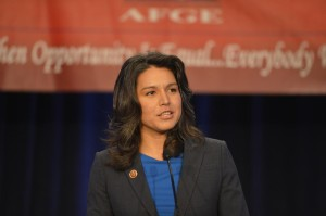 Gabbard's Thursday: Interview with Wolf Blitzer and an Article in The Hill