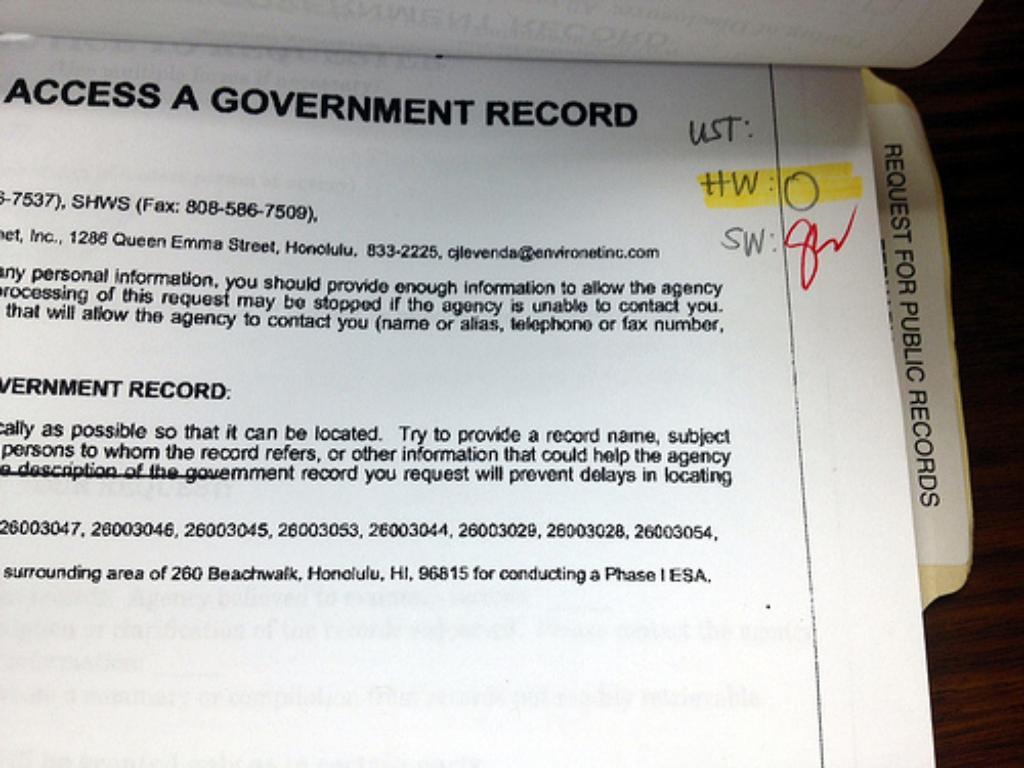 Public records 4