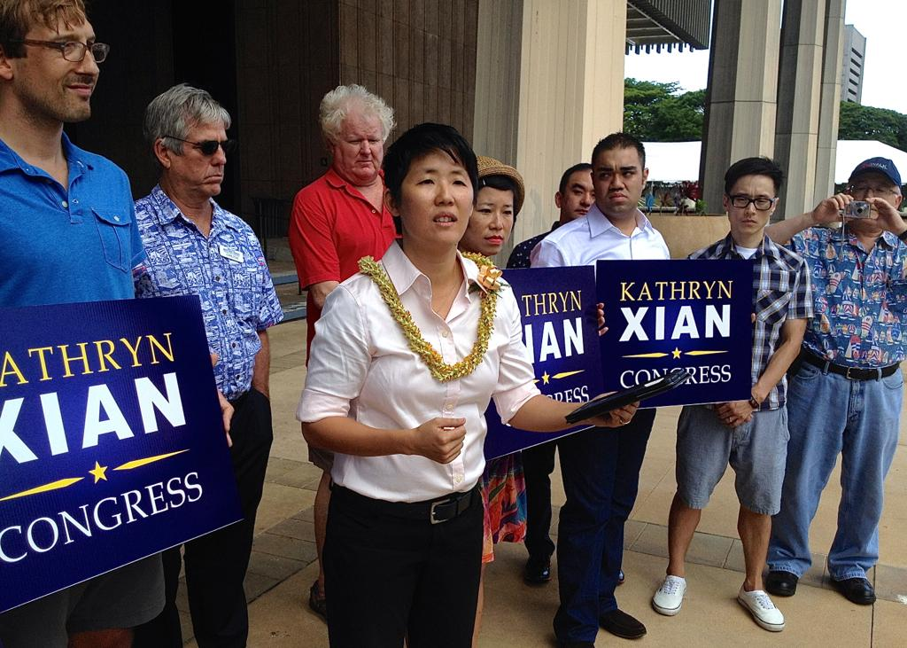 'Wild West Shootout' for Hawaii's 1st Congressional District Seat