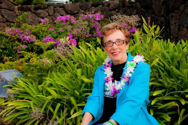 Marilyn Lee currently serves on the Mililani Neighborhood Board.