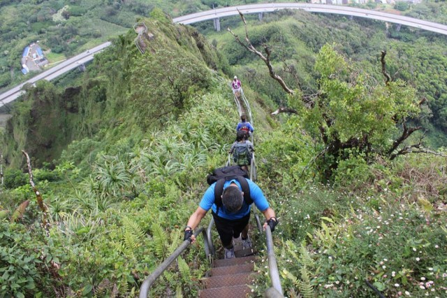 Board Takes Next Step In Deciding Fate of Haiku Stairs