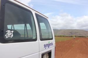 Hawaii Ag Dept Heavily Redacts Public Documents at Syngenta's Request