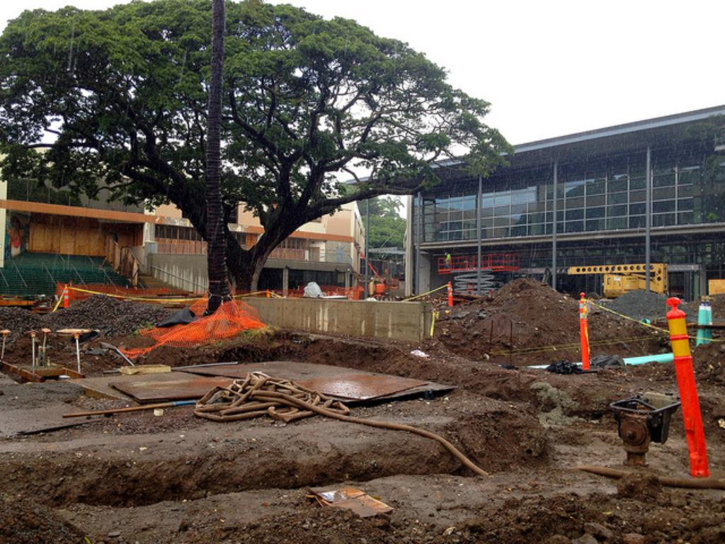 Delays Plague Student-Funded Recreation Center at UH Manoa