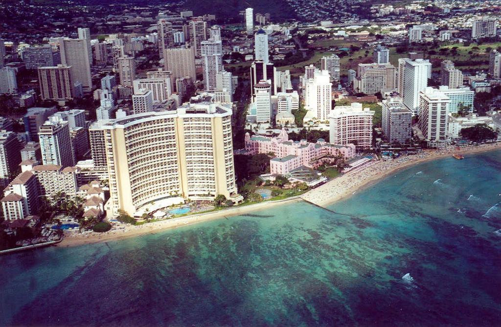 Waikiki's Venetian Nightmare: Natural Disasters in Paradise?