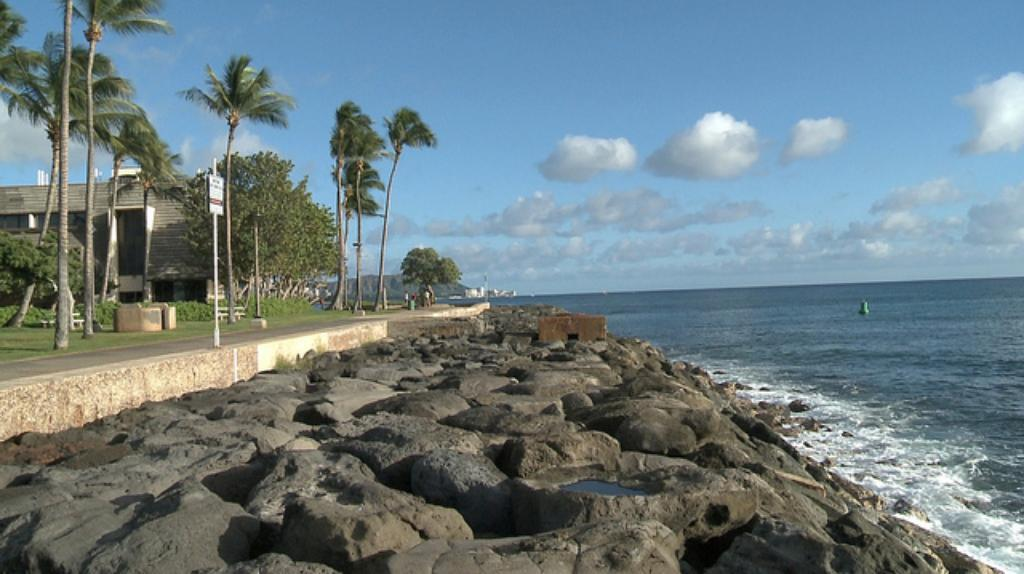 Hawaii Lays it on Thick to Woo Obama Center