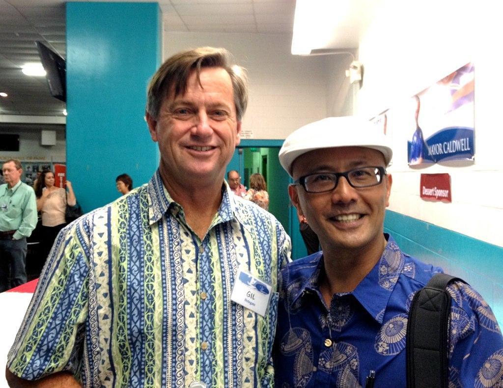 Oahu Democrats Pick Up Dan Inouye's Torch
