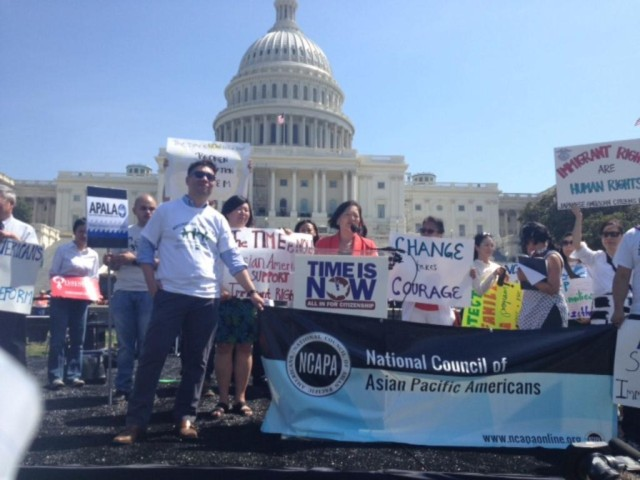 immigration reform and the national council