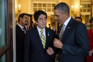 Abe, Obama To Showcase 'Power Of Reconciliation' At Pearl Harbor