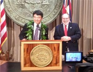 Impeach Hawaii's Governor? State Senate Establishes Causes