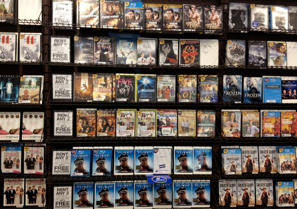 Blockbuster Stores: And Then There Were Three