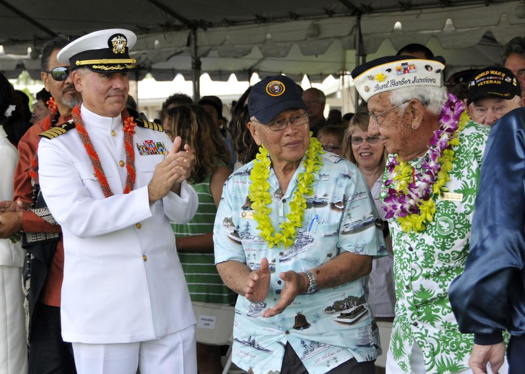Hawaii Delegation Opposes Cuts To Veterans Benefits