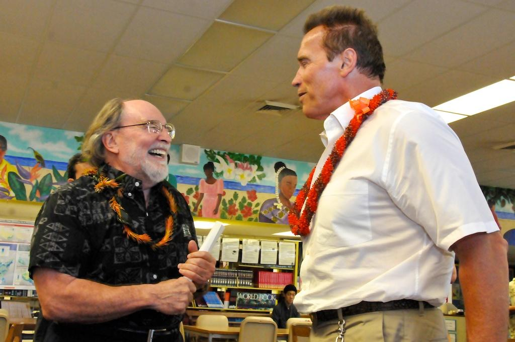 Political Musical Chairs? Hawaii Gov. Abercrombie Fills All The Seats