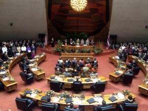 Hawaii House Reps Spend on Refrigeration, Mediation, Translation