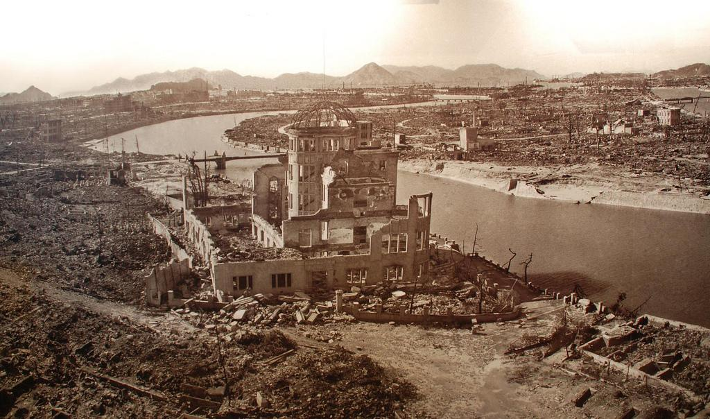 Hiroshima in December