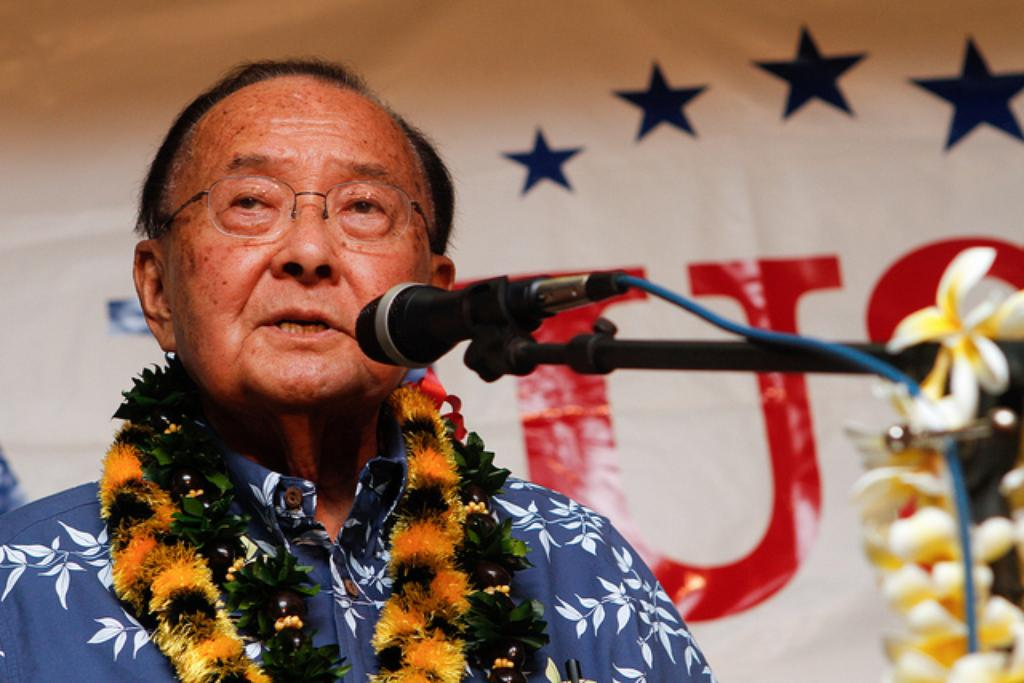 Dan Inouye's Leftover Campaign Cash: Now Where Will It Go?