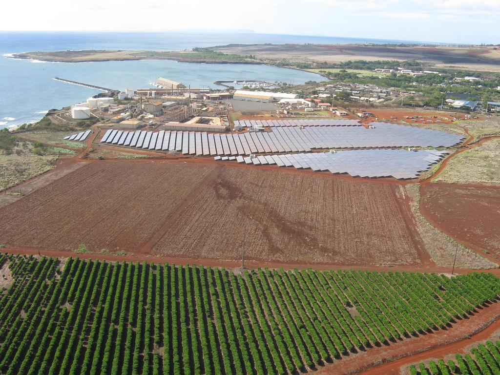 Solar Farm Surprise? HECO Won't Say Where It's Putting New Huge Energy Projects