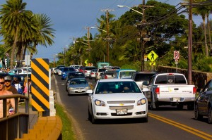 Pine: Leeward Coast Has Longest Commute Times