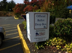 Lawmakers Hope To Resuscitate Voter Turnout With All-Mail Elections