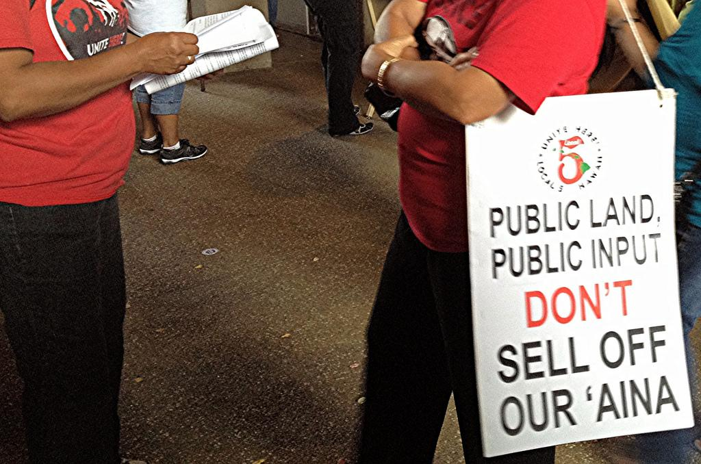 PLDC Schedules New Public Hearing But Will Anyone Be Able To Go?