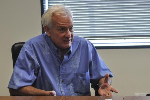 Caldwell: City Ahead of Schedule in Fixing Sewer System