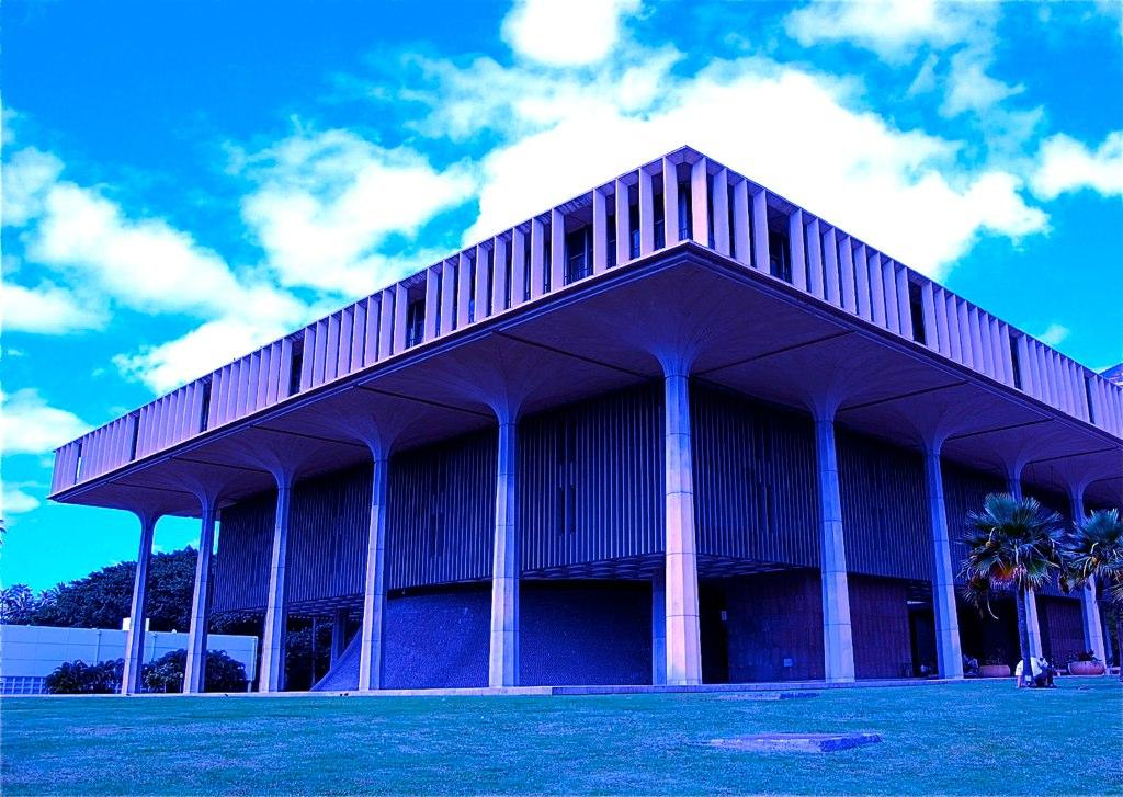 Party Control of 2013 Legislature? Blue Hawaii
