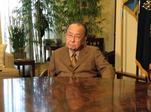 Inouye Wants Active Role In Hirono Campaign