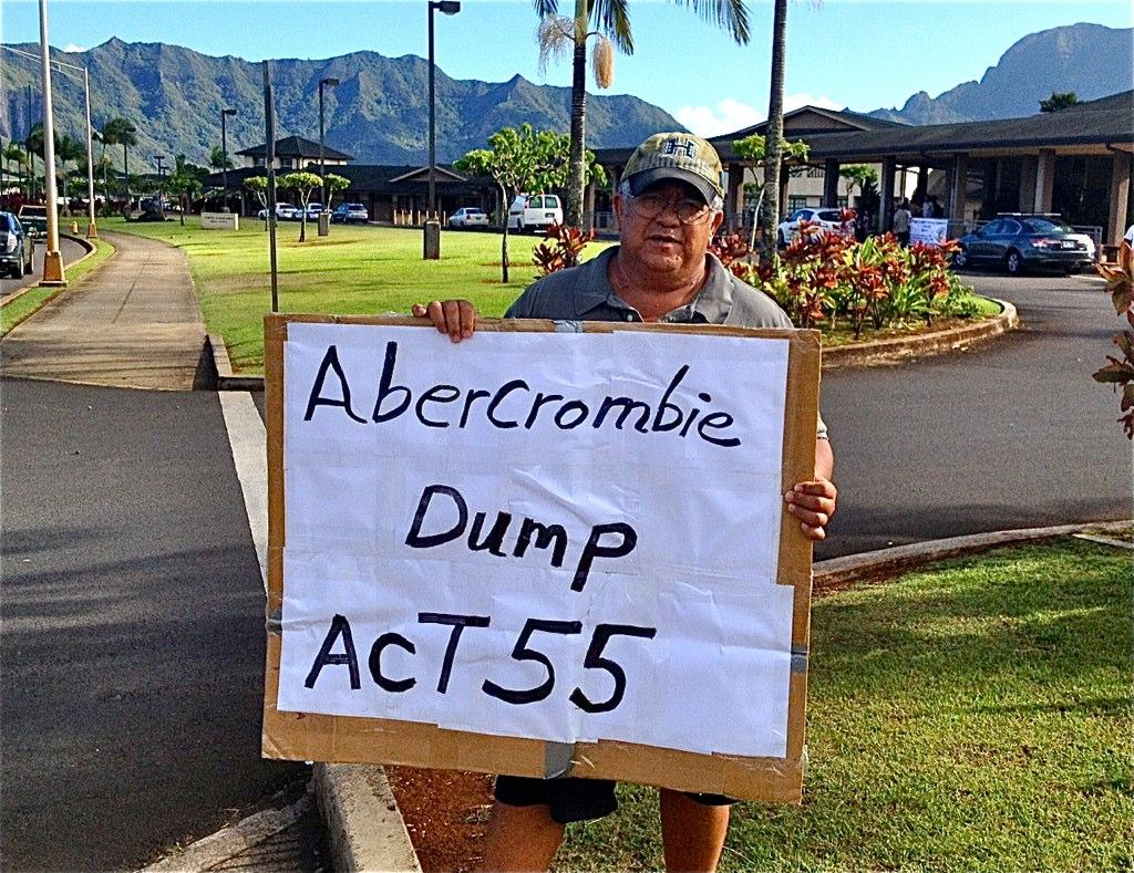 Gov's Kauai Meeting Clouded by PLDC Outrage