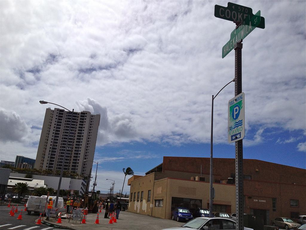 First Burial Discovered on Honolulu Rail Route