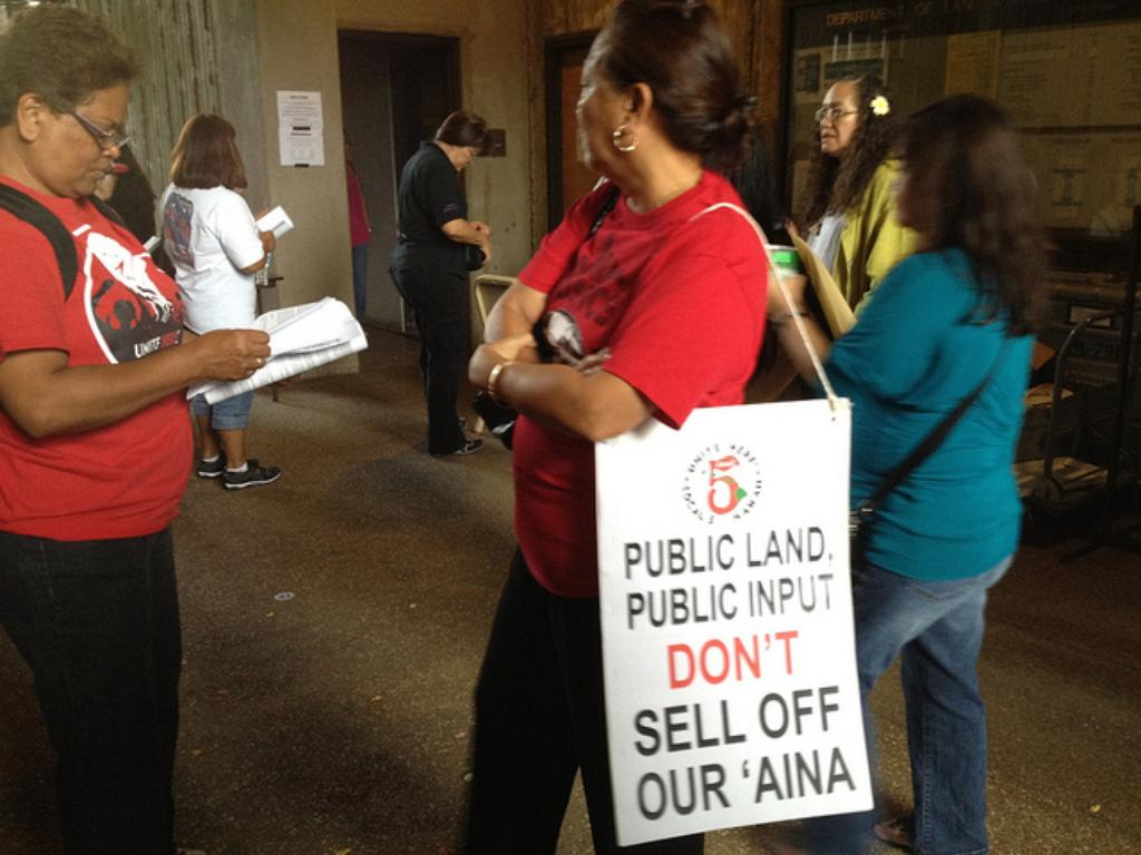 Oahu Shows No Love for Hawaii's Public Land Corp.