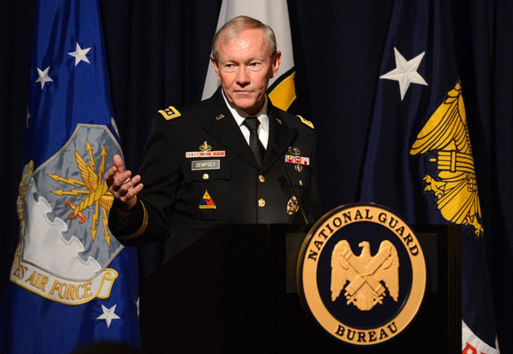 The Rising East: Top U.S. Soldier Warns Against Partisan Politics