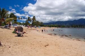 Native Hawaiians Sue City Over Haleiwa Park Sale