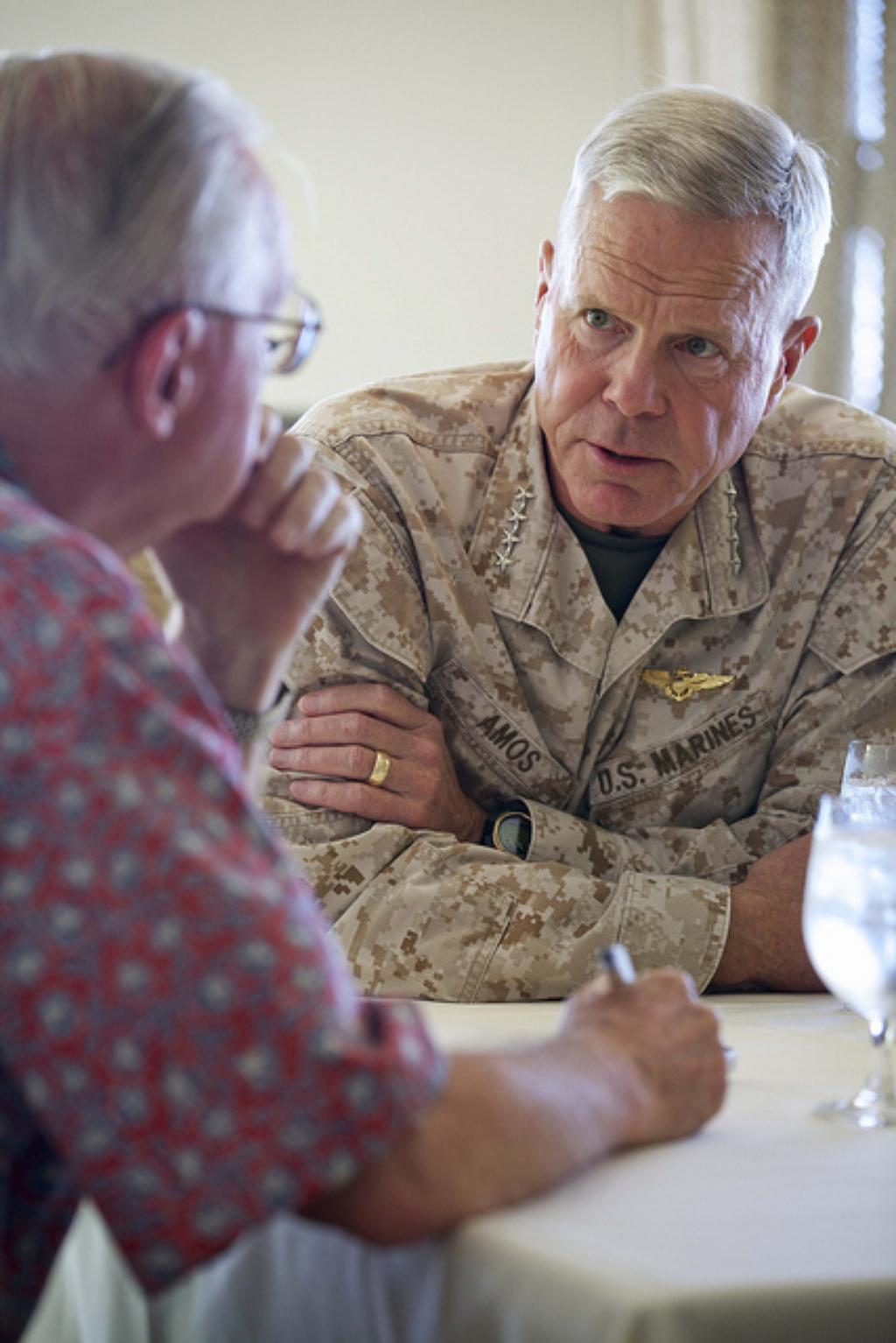 The Rising East: Pacific Marines Head Into Austerity and Frugality