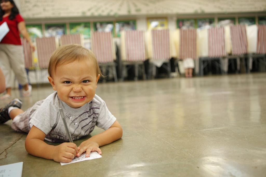 SLIDESHOW: Hawaii Primary Election 2012