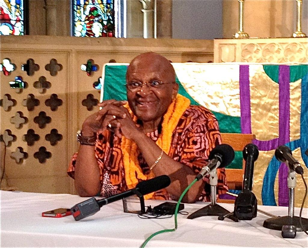 A Man For All Causes: An Interview With Archbishop Desmond Tutu