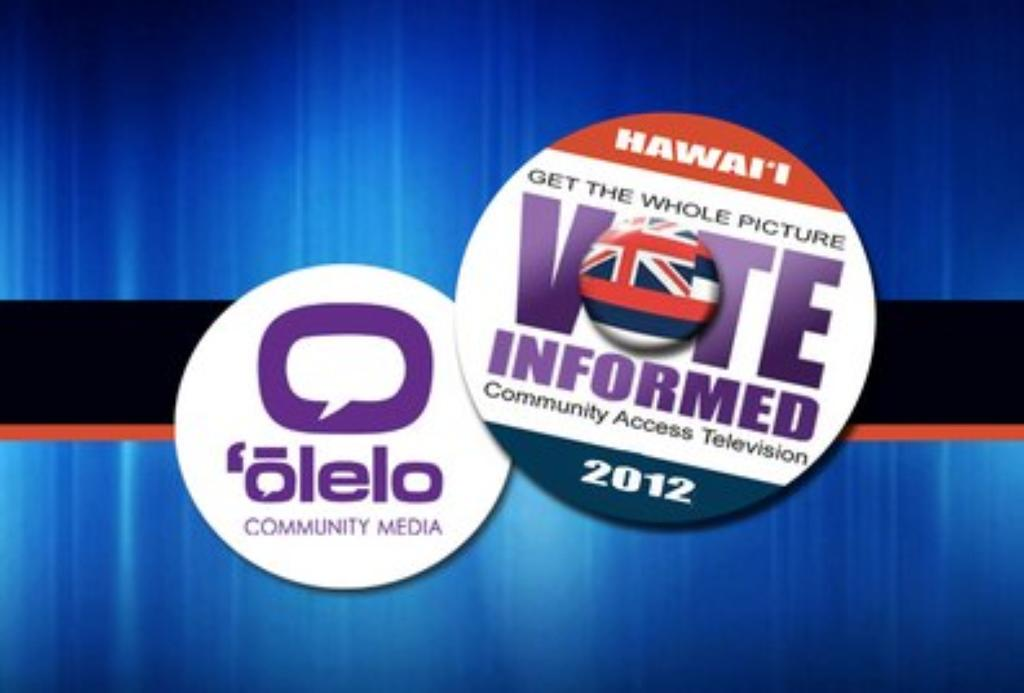 Olelo Launches 'Voter Viewpoint' Series