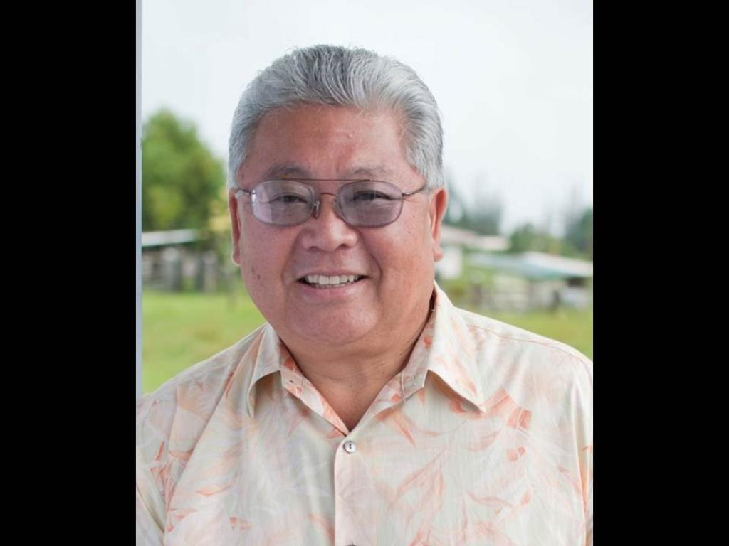 Richard Onishi's Hawaii House District 3 Survey