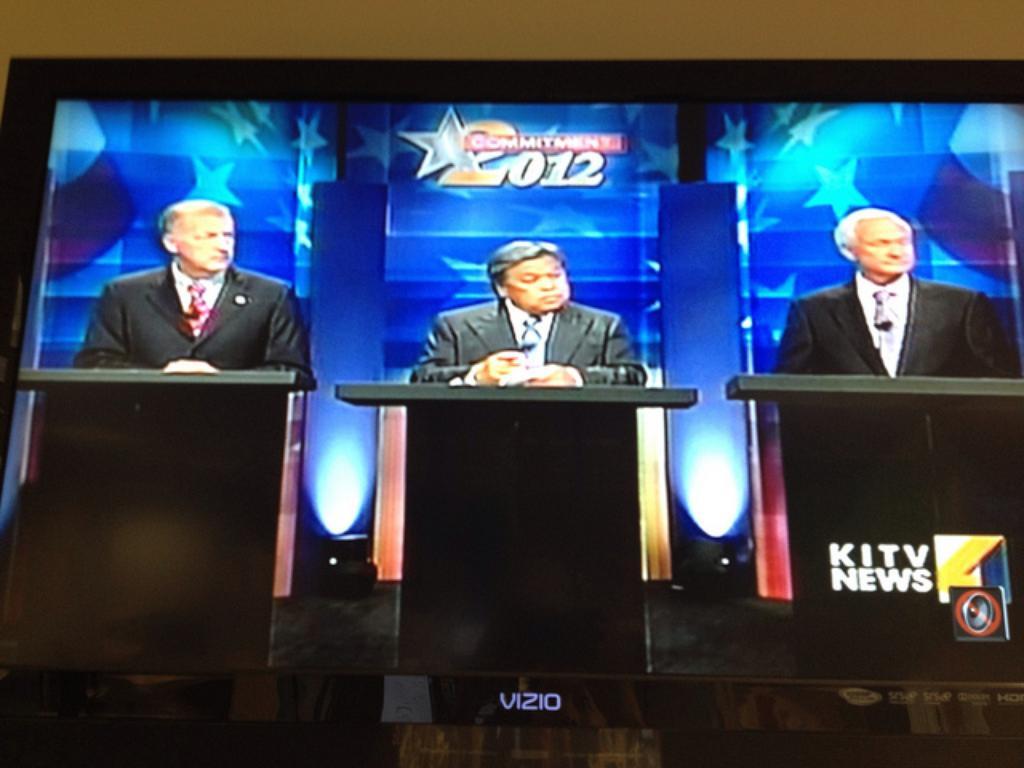 Watch the Civil Beat/KITV Mayoral Debate