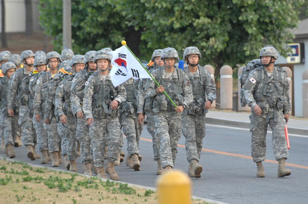 The Rising East: U.S. Seeks to Trim Armed Forces Posted in South Korea