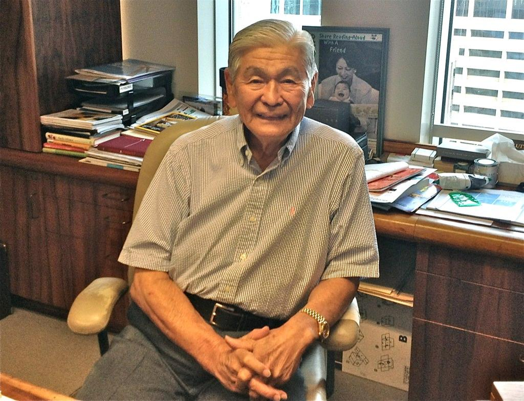 Ariyoshi on Hawaii's Role in the Asia-Pacific