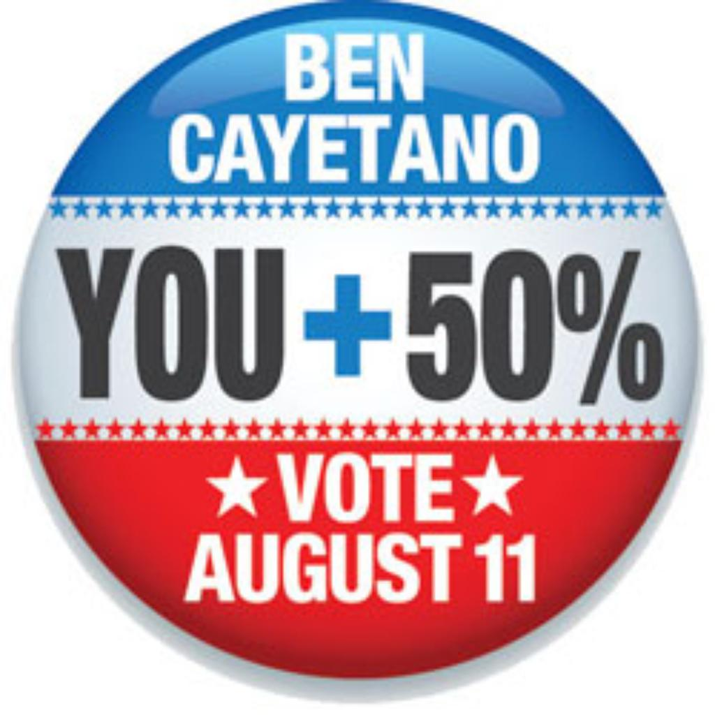Civil Beat Poll – Cayetano On Track To Win In Primary and Avoid Runoff