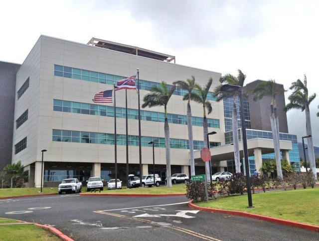 Maui Memorial Medical Center is one of three state-controlled hospitals expected to be privatized.