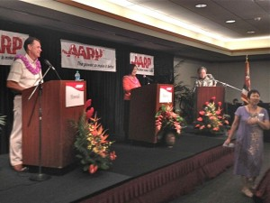 Hawaii U.S. Senate Race: The Maui Debate