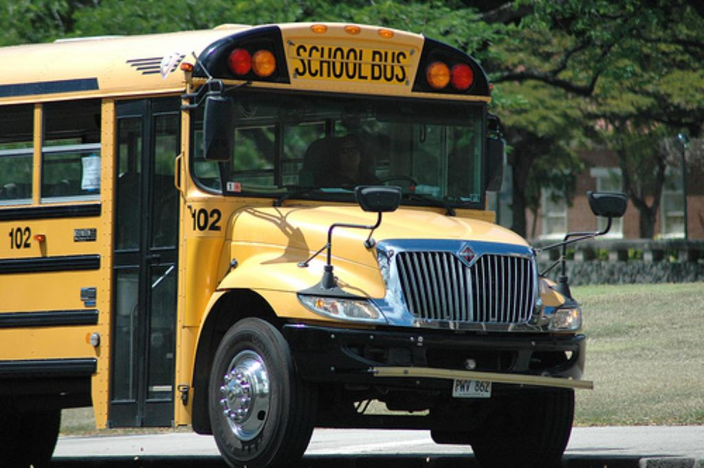 Off The Beat: School Bus Operators Get A Free Pass