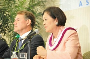 Civil Beat Poll – Case, Hirono Tied In Hawaii U.S. Senate Race